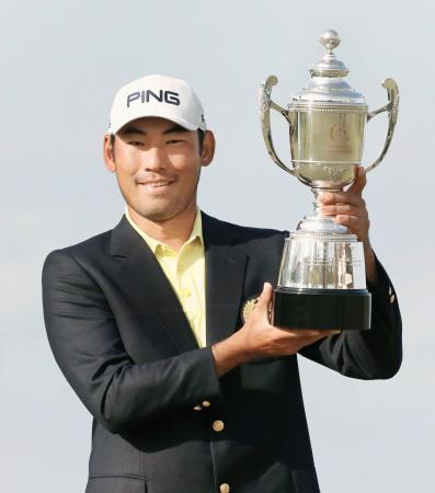 通算6アンダーで優勝したチャン・キム=沖縄県PGMリゾート