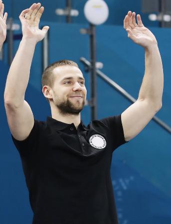 OARのアレクサンドル・クルシェルニツキー選手