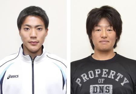 山県亮太、上野由岐子