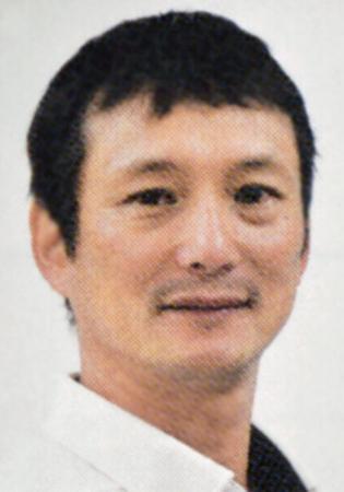 橋詰功氏(立命館大アメフット部パンサーズガイド2017から)