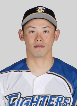 日本ハムの矢野謙次外野手
