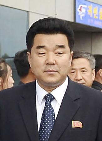 北朝鮮の金日国体育相