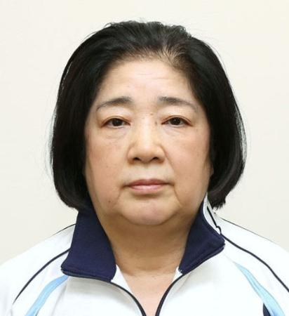 塚原千恵子女子強化本部長