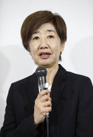 谷岡郁子学長
