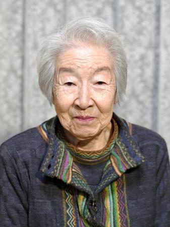 死去した井上喜久子さん