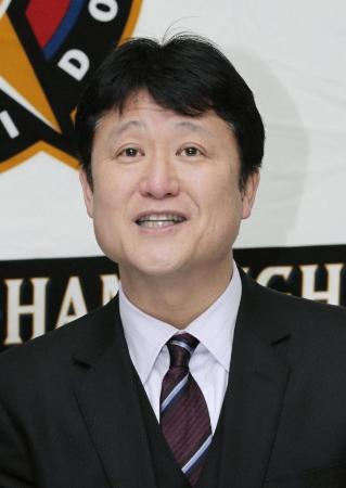 阿井英二郎氏