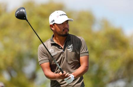 米男子ゴルフのホンダ・クラシック 86位と出遅れた小平智=2月28日、パームビーチガーデンズ(AP=共同)