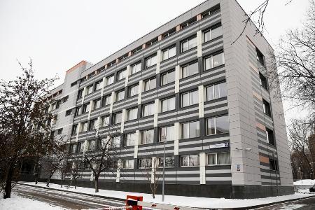 ロシア・モスクワのドーピング検査所=2018年11月(AP=共同)