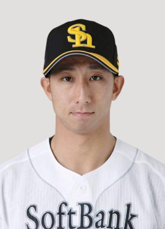 ソフトバンクの福田秀平外野手
