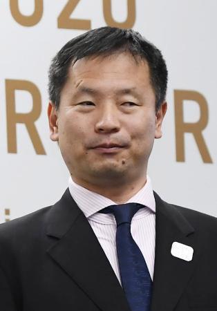 河合純一氏