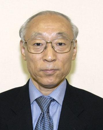 日本卓球協会の木村興治名誉副会長