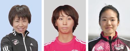 福士加代子、安藤友香、一山麻緒