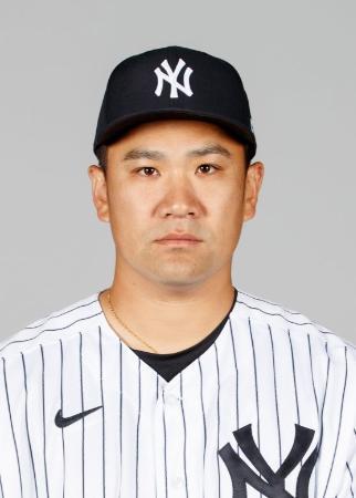ヤンキースの田中将大投手(ゲッティ=共同)