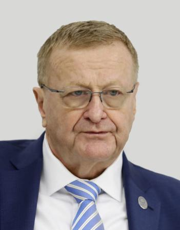 IOC調整委のジョン・コーツ委員長