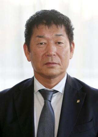 渡辺守成会長=2018年