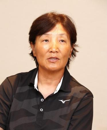 宇津木麗華ソフトボール女子日本代表監督