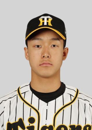 阪神の小幡竜平内野手