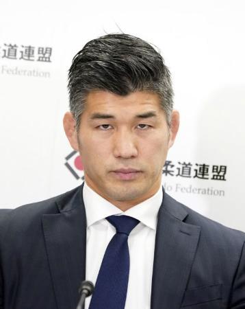 柔道日本男子の井上康生監督