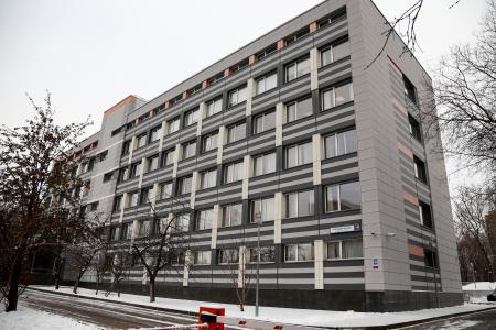 モスクワにある国立のドーピング検査所(AP=共同)