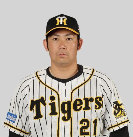阪神の岩田稔投手
