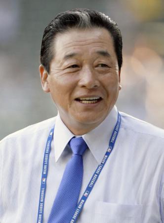 梨田昌孝さん