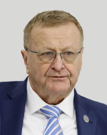 IOCのジョン・コーツ調整委員長