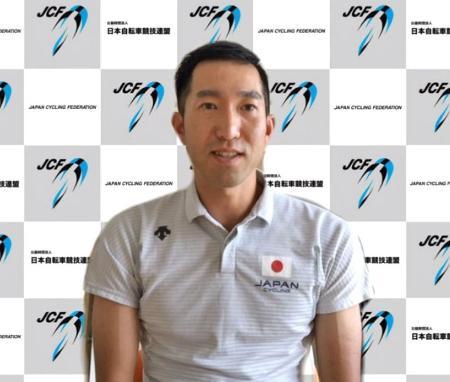 オンライン会見で意気込みを語る自転車マウンテンバイク東京五輪代表の山本幸平=5日