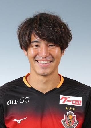 J1名古屋の金崎夢生選手