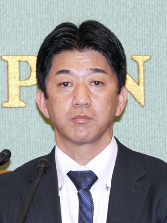 卓球Tリーグの松下浩二理事長