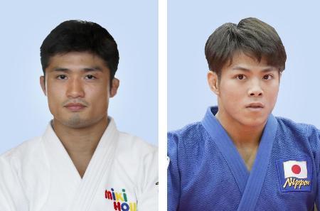 丸山城志郎(左)、阿部一二三