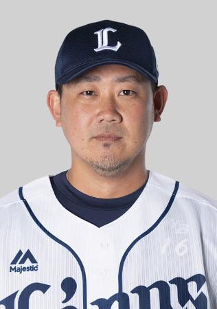 西武の松坂大輔投手