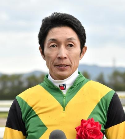 武豊騎手=2019年10月、京都競馬場