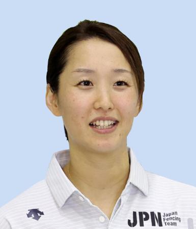 フェンシング女子エペの東京五輪代表に決まった佐藤希望