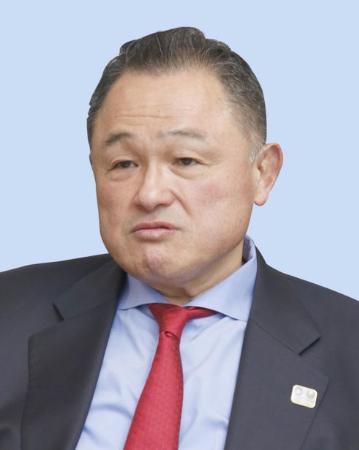 JOCの山下泰裕会長
