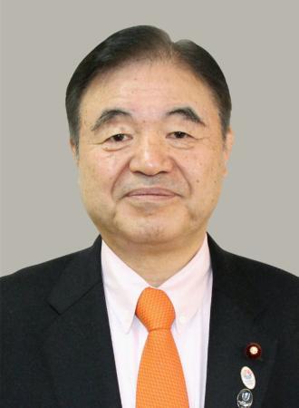 遠藤利明氏