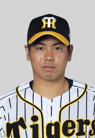 阪神の梅野隆太郎捕手