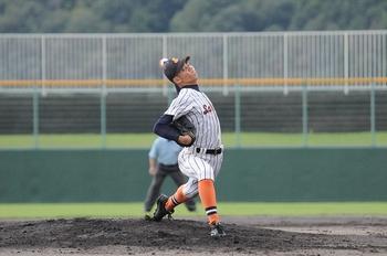 坂井が足羽をコールド、2回戦へ 秋季福井県大会1回戦