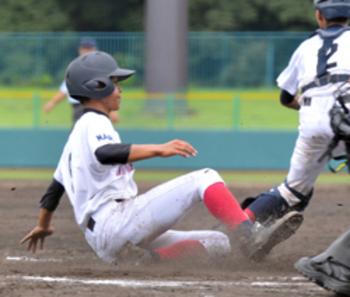秋季近畿大会奈良県予選 橿原、快勝 雨で2試合順延