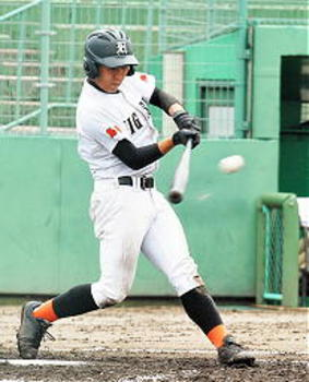 益田東集中打で快勝 秋の高校野球島根県大会