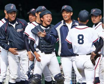 秋季全道大会出場 南富良野を野球で元気に 台風被害の4球児