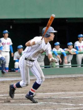浦和学院2年の山本晃大 同点打、サヨナラの口火も