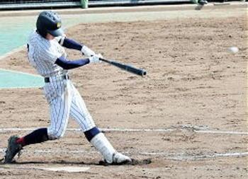 鳥取城北 山陰対決制す 秋季中国高校野球