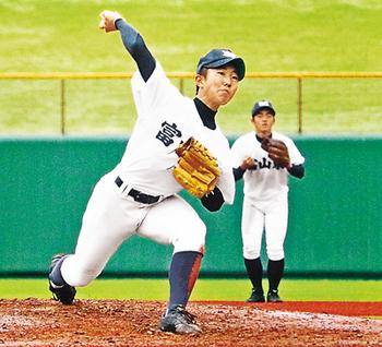 富山東が智弁学園に大敗 富山第一は一歩及ばず