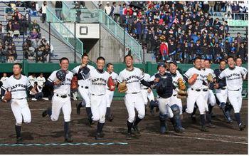 選抜 札幌第一、2年連続出場 富良野は落選