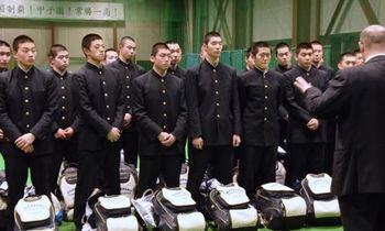 札幌第一 センバツに向け、登録選手18人を発表
