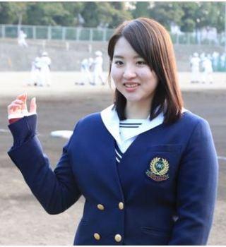 甲子園、選手と同じ夢追った 大分高の首藤桃奈さん