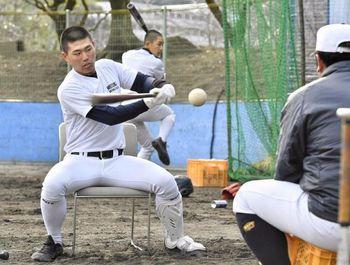 明徳野球の技術論(2)打つ
