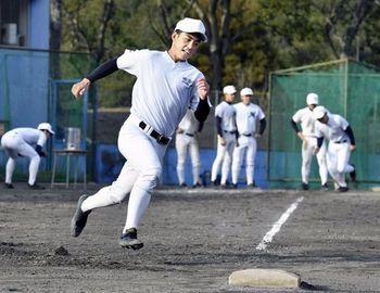 明徳野球 常に目指すのは本塁