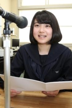 選抜開会式 司会で「春夏制覇」 小野高の杉本さん