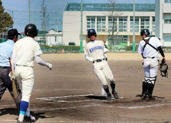 市呉、香川で練習試合 センバツ大会出場